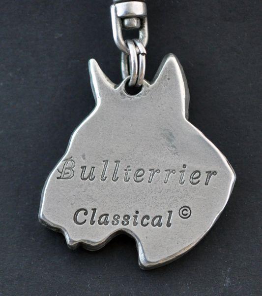 Bulterier - breloczek - 107 na Arena.pl