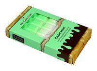 I Heart Revolution Chocolate Mini Paletka cieni do powiek (8) Choc Mint  2.7g