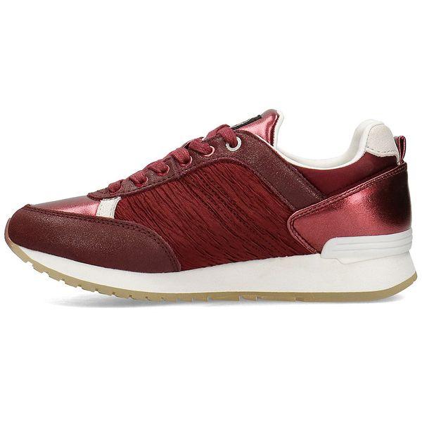 Colmar - Sneakersy Damskie - TRAVIS ACT 126 BURGUNDY 37 zdjęcie 4