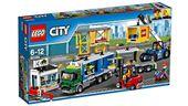 LEGO City 60169 Terminal towarowy