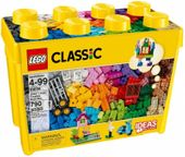 Lego polska Classic Kreatywne klocki duże pudełko