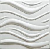 Dekoracyjne Panele Ścienne 3D Kasetony Sufitowe WAVE