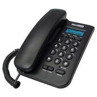 TELEFON STACJONARNY PRZEWODOWY MAXCOM KXT100 LCD