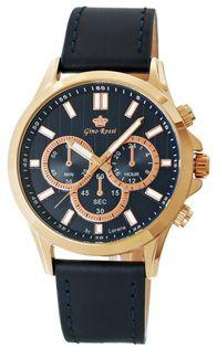 Zegarek Męski Gino Rossi 8071A-6F3-2