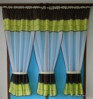 Firanka Kokony 1  420 x 160 cm