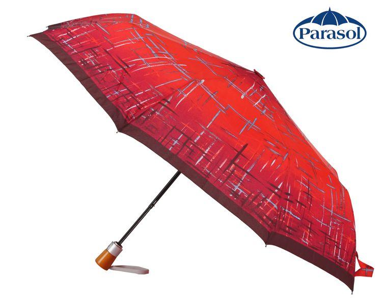 Parasolka Damska Automatyczna wzory Parasol DA 322 producent PARASOL zdjęcie 1