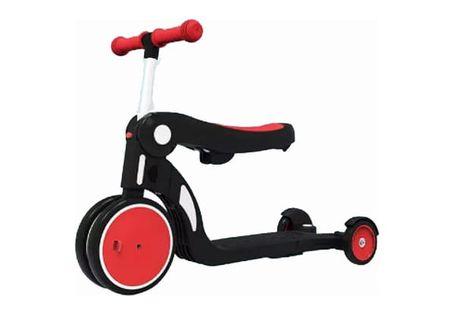 Xiaomi BEBEHOO 5w1 Hulajnoga Rower dla dziecka RED