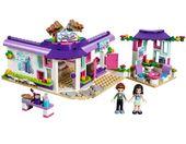 LEGO FRIENDS 41336 Artystyczna Kawiarnia Emmy zdjęcie 2