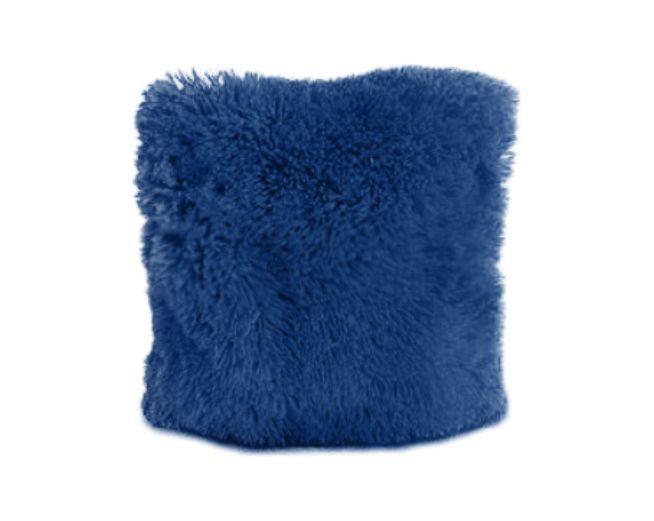Poszewka Pluszowa Na Poduszkę Elmo 40x40 Cm D Blue Arenapl