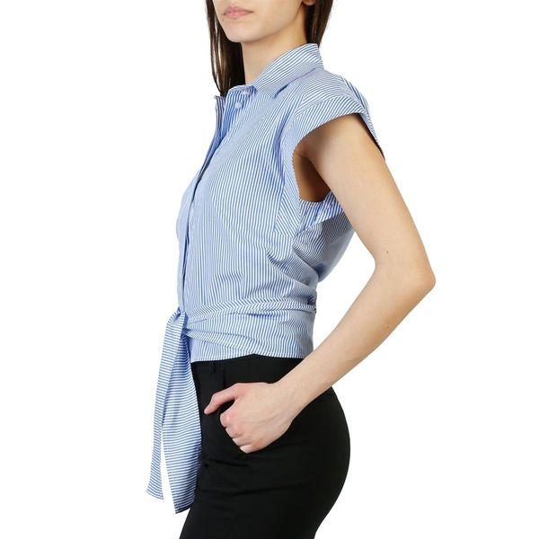4f2f409a2e4efb Pinko koszula bluzka damska niebieski 40 • Arena.pl