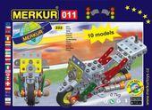 Zestaw Konstrukcyjny motocykl MERKUR 011