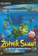 Żółwik Sammy DVD Domonic Paris