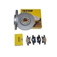 TEXTAR tarcze klocki Astra H III 1.9 CDTI Zafira B