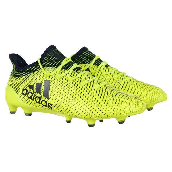 a75afc87 Buty piłkarskie Adidas TechFit X 17.1 FG męskie korki lanki meczowe 44  zdjęcie 1