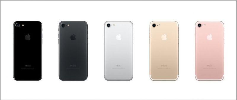 Apple iPhone 7 32GB Rose Gold zdjęcie 2