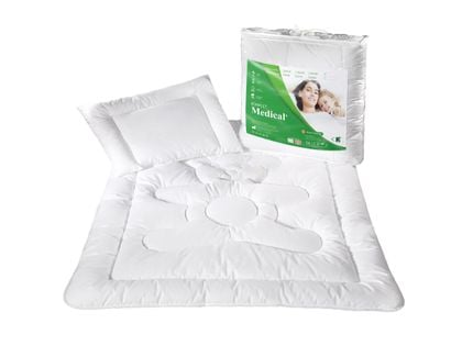 Kołdra + poduszka dla dzieci AMW MEDICAL 100x135 + 40x60 cm