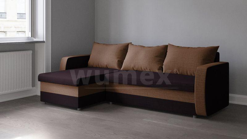 Narożnik Sony funkcja SPANIA łóżko ROGÓWKA sofa zdjęcie 2