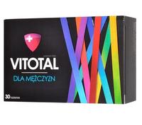 Vitotal dla mężczyzn witaminy i minerały 30 tabletek