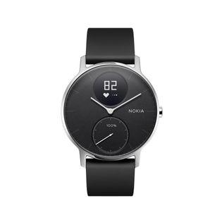 Nokia Activité Steel HR - smartwatch z pomiarem pulsu (czarny 36mm)