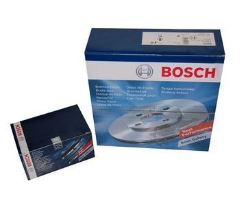 Bosch TARCZE KLOCKI Opel ASTRA I F CORSA B pełne