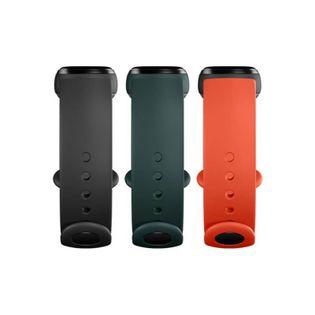 Xiaomi Mi Smart Band 5 Strap (3-Pack) Black / Orange / Teal