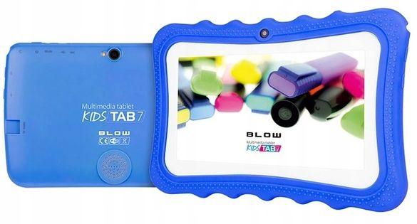 Tablet Edukacyjny Dla Dzieci Blow Kids +Gry+Zestaw