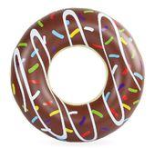 MATERAC DMUCHANY do pływania koło Donut pączek 120