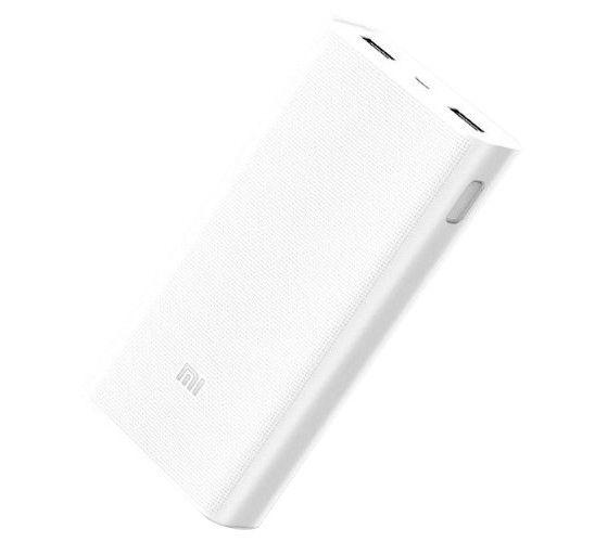 Powerbank Xiaomi 2C 20000mAh QC 3.0 zdjęcie 1