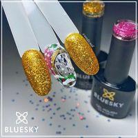 Lakier hybrydowy Bluesky Gel Polish 10ml 63912