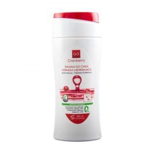 Gocranberry - Balsam do ciała formuła ujędrniająca - 200 ml