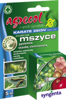Karate Zeon 050 CS na mszyce, stonkę i inne Agrecol 5ml