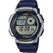 Zegarek Męski CASIO DEMENTOR 10 Bar do Pływania AE-1000W -2AVEF