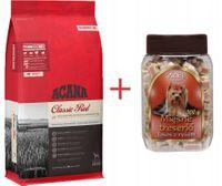 KARMA DLA PSA ACANA CLASSIC RED DOG 2kg luz ZESTAW