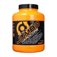 Scitec Jumbo Hardcore 3060g Smak - brownie z pralinkami