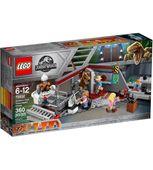 LEGO JURASSIC WORLD Pościg raptorów 75932