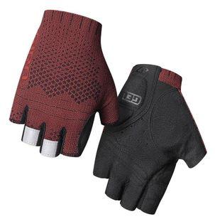 Rękawiczki damskie GIRO XNETIC ROAD W krótki palec ox blood roz. L (obwód dłoni 190-204 mm / dł. dłoni 185-195 mm)
