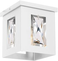 LUMINEX 7187 plafon Kristall white 1