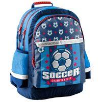 Lekki plecak szkolny Championship - piłka nożna, Paso Football