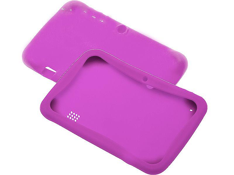 Tablet BLOW KIDSTAB 7.4 +etui +gry dla dzieci - różowy zdjęcie 2