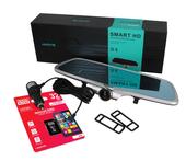 Rejestrator jazdy kamera JARVIS JS-6 + karta MicroSD 32GB T245K