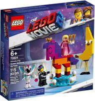 LEGO Movie Królowa Wisimi 70824