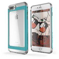 Etui Ghostek Cloak 2 do iPhone 8 Plus/7 Plus (zielone + szkło)