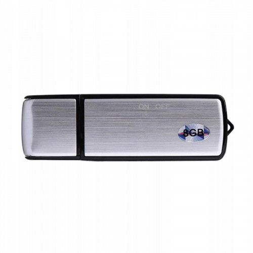 DYKTAFON PODSŁUCH PENDRIVE 8GB DETEKCJA VOX USB zdjęcie 2