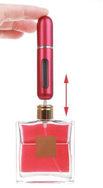 Atomizer dozownik 5ml do perfum Zawsze pod ręką! zdjęcie 3