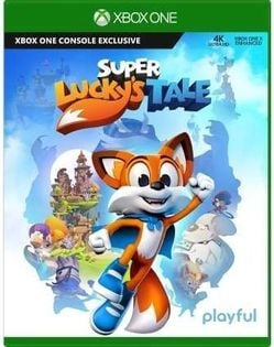 Gra Super Lucky's Tale Eng (Xone)