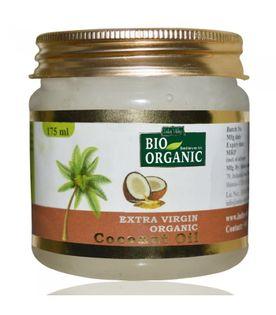 Organiczny olej kokosowy tłoczony na zimno 175 ml Indus Valley