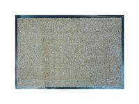 Wycieraczka podgumowana CLEAN beż 60x180 cm beż