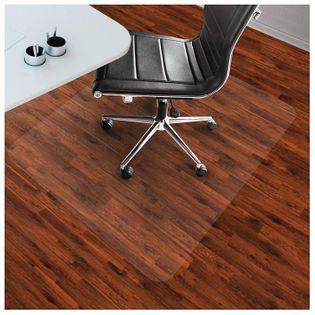 Mata podłogowa podkładka ochrona poliwęglan pod krzesło fotel 142x125