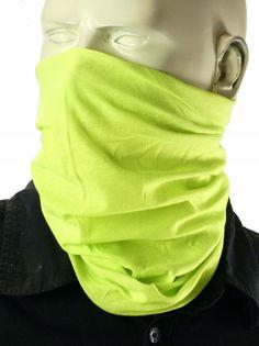 Maska bandana chusta na twarz głowę Streetwear