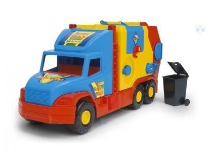 Super Truck Śmieciarka krótka WADER 36580 #A1 zdjęcie 4